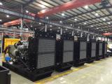 125 kVA Jeneratör Dizel Kabinli Otomatik