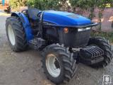 2003 MODEL NEW HOLLAND TN 75 N. SÜRÜNGEN ve SALYANGOZ ŞANZUMAN