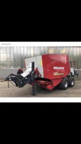 2008 Lely Welger d6060 Büyük Balya Makinesi
