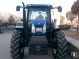 2008 MODEL NEW HOLLAND T6020 ELİTE DT KABİNLİ KLİMALI