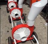 220 ev elektrikli saman atma makinası
