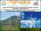 30 MW'lık Rüzgâr Türbini Projesi