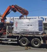 35 kVA Dizel Kabinli Otomatik Jeneratör Seti -
