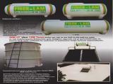 300Lt 120 Ton'a kadar Fiberglass (Polyester Tanklar