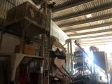 buğday eleme makinası hafif tane otamatik kantar full sistem