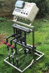 EKOMOD V4 2+1 Otomatik Sulama  & Manuel Gübrelem Makinası