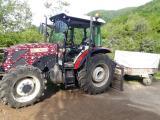 Günlük şoförlü kiralık traktör (her iş yapılır)