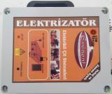 Elektrikli Çit Şok Cihazı - Voltaj ve Zaman Ayarlı- Sensörlü