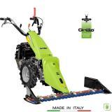 Grillo GF2 Dizel Çayır Biçme Makinası Lombardini Motorlu