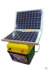 Güneş Enerjili Çit Şok Cihazı