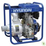 Hyundai Dhy 100LE Dizel Marşlı Su Motoru
