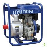 Hyundai Dhy 80LE Dizel Marşlı Su Motoru