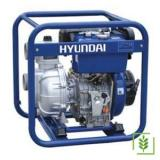 Hyundai Dhyh 80E Dizel Yüksek Basınçlı Su Motoru