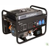 Hyundai Hhy 3500E Marşlı jeneratör