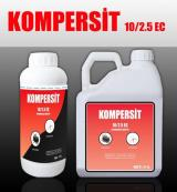 Kompersit 10/2.5 Ec 1 Lt