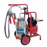 Tulsan KlasikTip Tek Sağım Süt Makinası