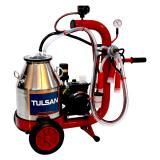 Tulsan Mini Tip Tek Sağım Süt Makinası