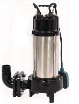 Water W1100DF Bıçaklı Foseptik Pompası