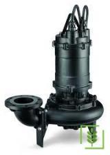 Water Ws141 Döküm Gövdeli Parçalayıcılı Atık Su Pompaları 3 Hp