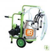 Bartech Yaprak Model İnek Sağım Makinesi Yağlı Pompa