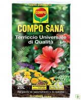 Compo 1142 Çiçekli Bitkiler Saksı Toprağı 20 Lt