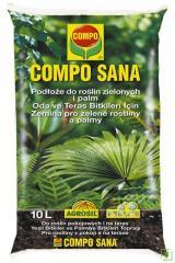 Compo 1431 Yeşil Bitkiler Ve Palmiyeler İçin Toprak 10 Lt