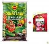 Compo Domates Toprağı + Domates Tohumu