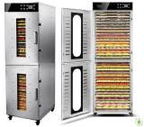 Dalle LT-105 Dijital, Paslanmaz Çelik Gıda ve Meyve Kurutma Makinesi 32 Katmanlı