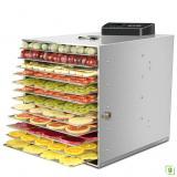 Dalle LT-27 Meyve-Sebze Kurutma Fırını Dijital 12 Tepsili