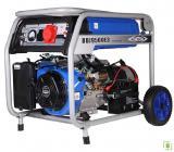 Datsu Dbj 9500E-3 Marşlı Benzinli Trifaze Jeneratör 8 Kva