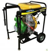 Datsu DDYP100 CLE  Dizel Yüksek Basınçlı Su Motoru 15 Hp 4''