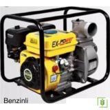 Ex Power GP-WB 20 CX Benzinli Su Motoru