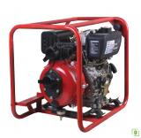 General Power GP-20 DHSCE Dizel Yüksek Basınçlı Su Motoru