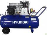 HYUNDAI HM-H0.25 Hava Kompresörü 100 lt