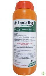 Nimbecidine  (0,3 g/L Azadirachtin)- Organik Genel İnsektisid 1 Lt.