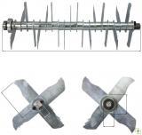 Stiga SV 415 E Toprak Havalandırma Makinası Bıçağı