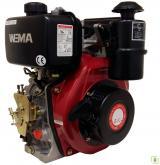 Weima WM178FE Marşlı Dizel Motor -Konik Krank 7 Hp