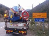 İtfaiye Tipli Yol Yıkama Arazöz Pompalı Su Tankeri 3.5 Ton