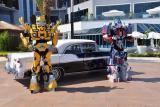 KİRALIK TRANSFORMERS ROBOT