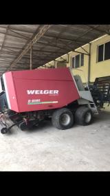 Lely Welger d6060 6 ipli Büyük Balya Makinası