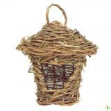 Eastland Hasır Örgü Kuş Yuvası 12x15 cm