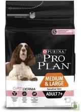 ProPlan Sensitive Somonlu Yaşlı Köpek Maması 14 kg