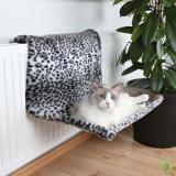 Trixie Kedi Peluş Radyatör Yatağı XLarge 58 cm