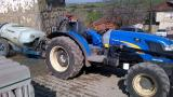 NEW HOLLAND 4 ÇEKER 5020B 2536 SAAT