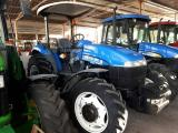 New holland td 75 d 4x4  2011 model
