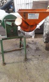 şaftlı yem kırma makinası ikinci el