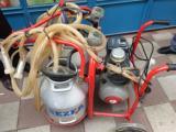 Sezer PLS 4/2 Süt Sağım Makinesi