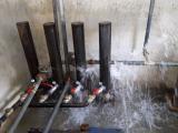 Su kocu hydraulic ram pump