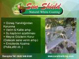 Sun Shield Tarımsal Gölge Tozu