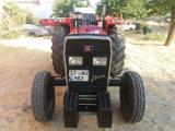 Tarla Görmemiş Traktör
